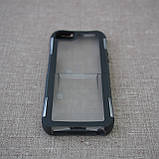 Чехол защитный OtterBox Reflex iPhone 5s/SE clear/grey (77-22692) EAN/UPC: 660543015697, фото 2