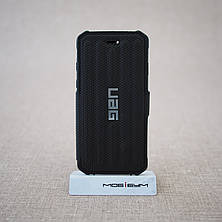 Чехол защитный UAG Metropolis iPhone 7 black (IPH7/6S-E-BL) EAN/UPC: 850507007091, фото 3