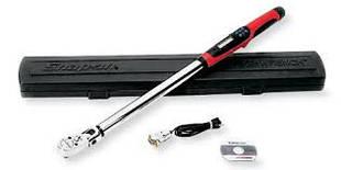 Ключ динамометрический электронный 34 - 339 Nm 1/2, SNAP-ON, TECH3FR250