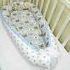 Гнездышко-кокон для новорожденного BabyNest —20, фото 2