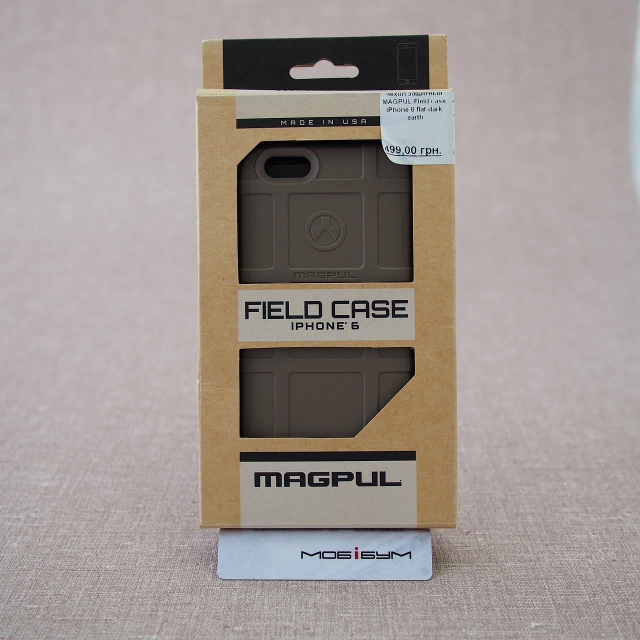 Чехол защитный MAGPUL Field case iPhone 6 flat dark e (MAG484-FDE) EAN/UPC: 840815100034