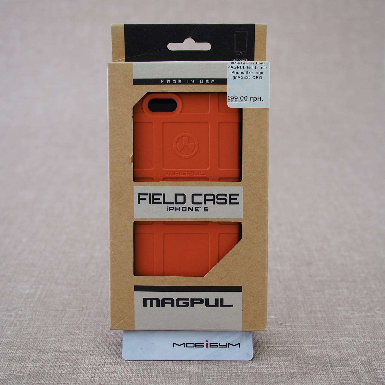 Чехол защитный MAGPUL Field case iPhone 6 orange (MAG484-ORG) EAN/UPC: 840815100089