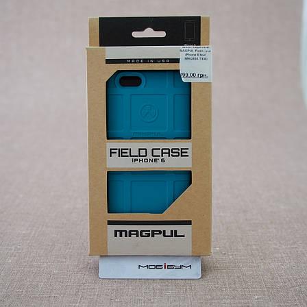 Чехол защитный MAGPUL Field case iPhone 6 teal (MAG484-TEA) EAN/UPC: 840815100119, фото 2