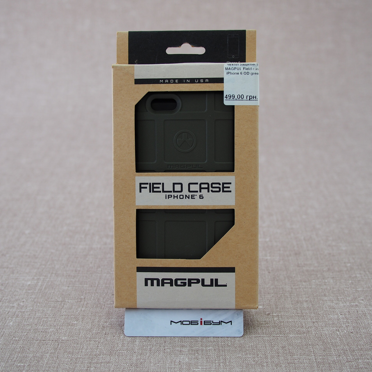 Чехол защитный MAGPUL Field case iPhone 6 OD green (MAG484-ODG) EAN/UPC: 840815100072