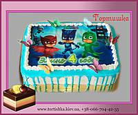 Торт Герои в масках