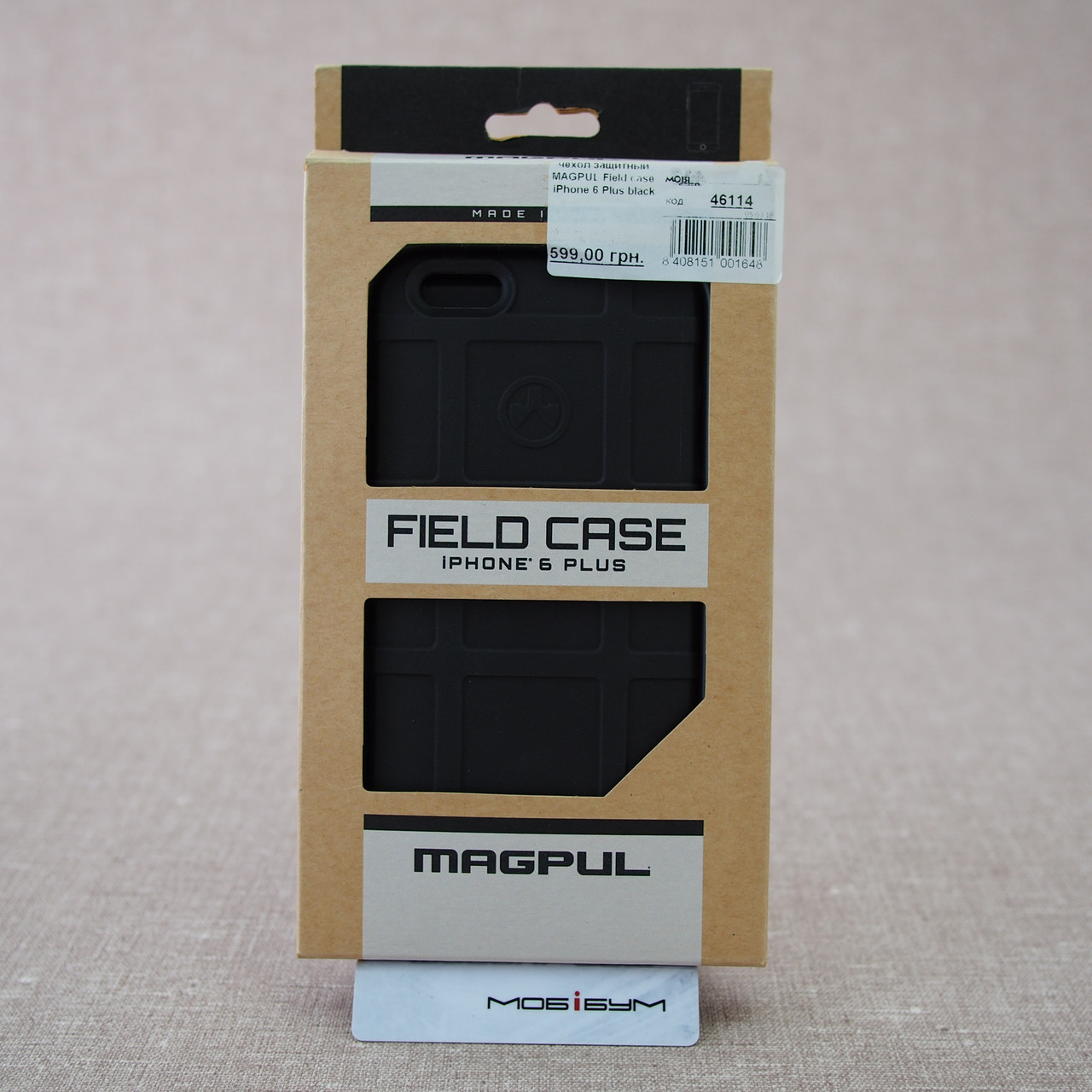 Чехол MAGPUL Field case iPhone 6 Plus black (MAG485-BLK) EAN/UPC: 840815100164