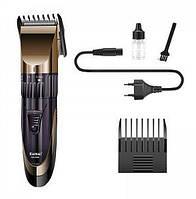 Аккумуляторная машинка для стрижки волос Kemei  Km-8066, фото 1