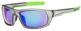 Велосипедні окуляри Relax Sampson Сіро-фіолетові (R5403F)