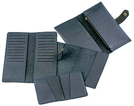 Подарочный комплект Valenta 4 в 1 Синий (ПН1BLU)