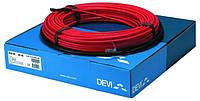 Теплый пол DEVIflexTM 18T, 2420 Вт, 131 м (нагревательный кабель Деви)
