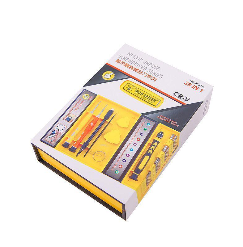 Многофункциональный набор инструментов Sphinx 6097a,  38 в 1