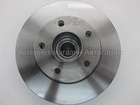 Тормозной диск задний Рено Трафик 01> (диск+подшипник+ABS) LPR - R1020PCA