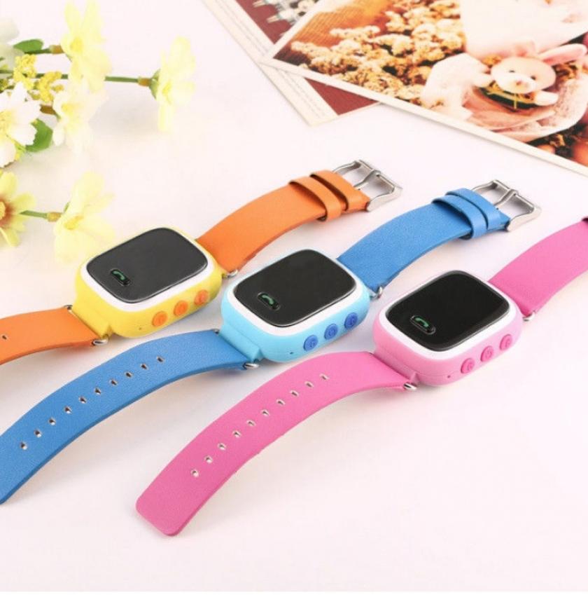 Детские умные часы Q80 (Q60S), smart watch, GPS, трекер