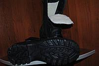 Берцы натуральная кожа, Ботинки «ОМОН»