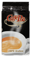 Кофе  Poli Mokka 100% Arabica 250gr
