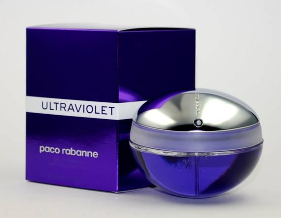 Женская туалетная вода Paco Rabanne Ultraviolet (реплика)