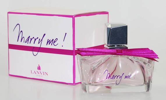 Женская парфюмированная вода Lanvin Marry Me (реплика)