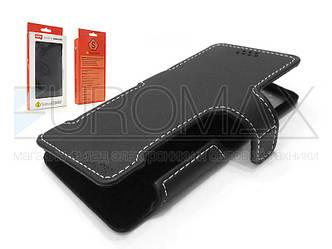Чехол-книжка универсальный кожаный для смартфонов 5 дюймов MOBILE-COVER-005
