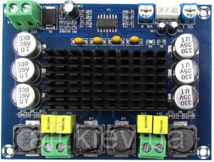 Усилитель звука D клас TPA3116D2 2*120 Вт  плата