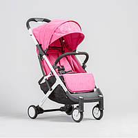Детская коляска YOYA Plus Розовая (20181116V-577)