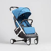 Детская коляска YOYA Plus Синяя (20181116V-572)