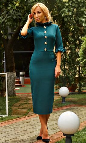 """Элегантное платье  """"Амгрейт"""" , фото 2"""