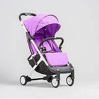 Детская коляска YOYA Plus Фиолетовая (20181116V-580)