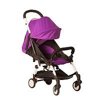 Детская коляска YOYA 175 A+ Фиолетовая (20181116V-550)