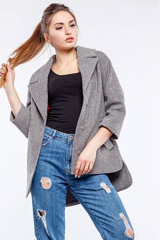 Жіноче демісезонне коротке пальто Аглая шерсть розмір 42 44 46 48 50 ... 522ea744c3a2b