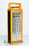 Лампа-фонарь YAJIA 6817 с доп. установкой сменных батарей -Качество!, фото 1