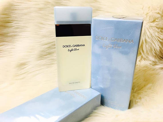 Dolce & Gabbana Light Blue pour femme 100 ml (реплика)