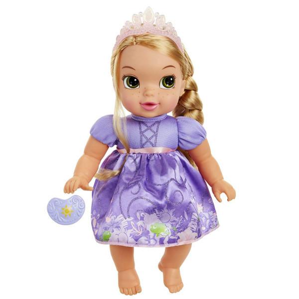 Disney Малышка принцесса Рапунцель Princess Deluxe Baby Rapunzel