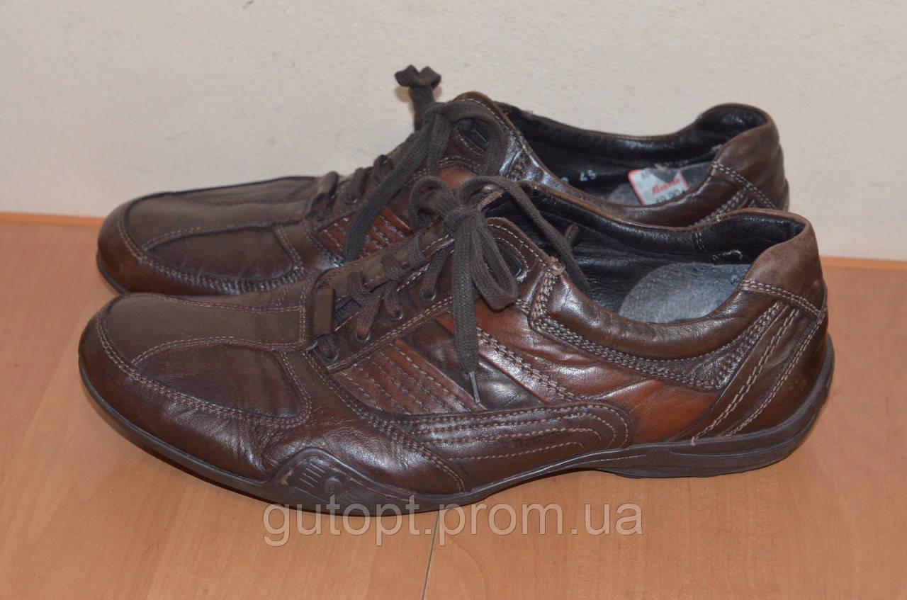 d9a7219b4 Мужские кожаные туфли Bata б/у из Германии - интернет-магазин «gutopt»
