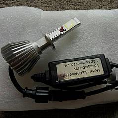 Светодиодная автолампа LED H1 - 32 Вт (в наличии 1 штука 16 Вт) 3000LM 6500K