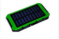 Power Bank SOLAR 40 000mAh + LED Фонарь