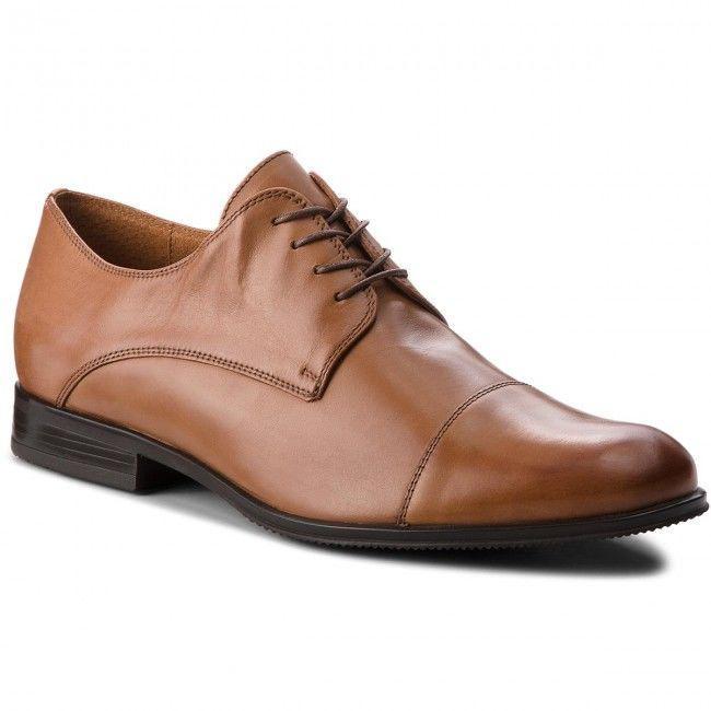 eb6d37a0b17e Коричневые мужские туфли GINO ROSSI из натуральной кожи. ПОЛЬША, 100%  ОРИГИНАЛ!