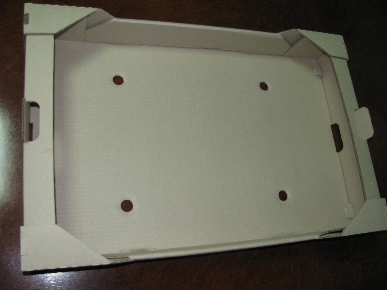 Гофролоток для голубики, смородины на 10 пинеток по 250 г или 500 г.