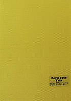 Рулонні штори Тканина Роял (Royal) Медовий 1998