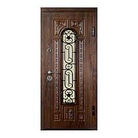 Двери входные ПО-139 V Дуб темный Vinorit наличие уточнять