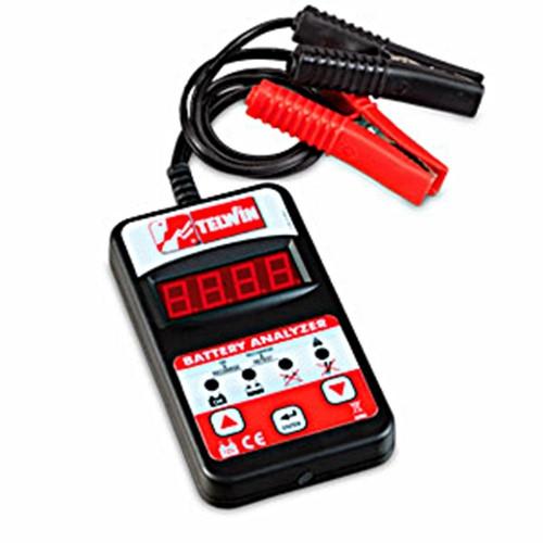 Тестер для аккумулятора цифровой, TELWIN, Италия, 802605