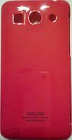 """Чехол для Huawei G520, """"SGP"""" Red"""