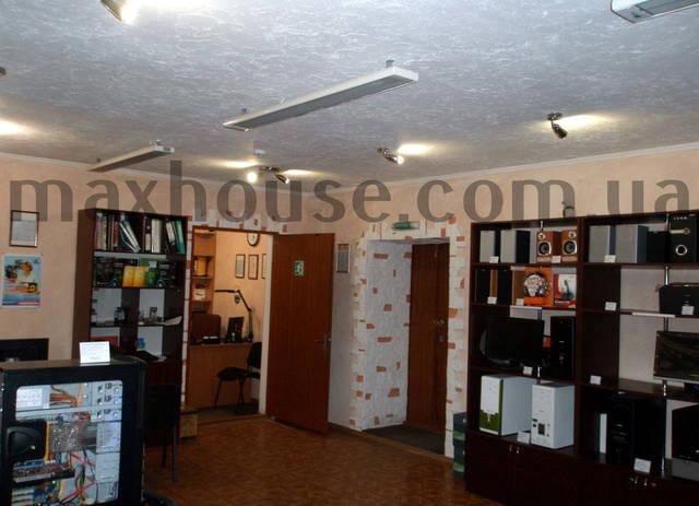 Использование инфракрасных систем отопления для кафе и торговых помещений 6