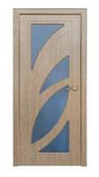 Двери межкомнатные Неман, Пальмира Светлый дуб ПО/ПГ, фото 1