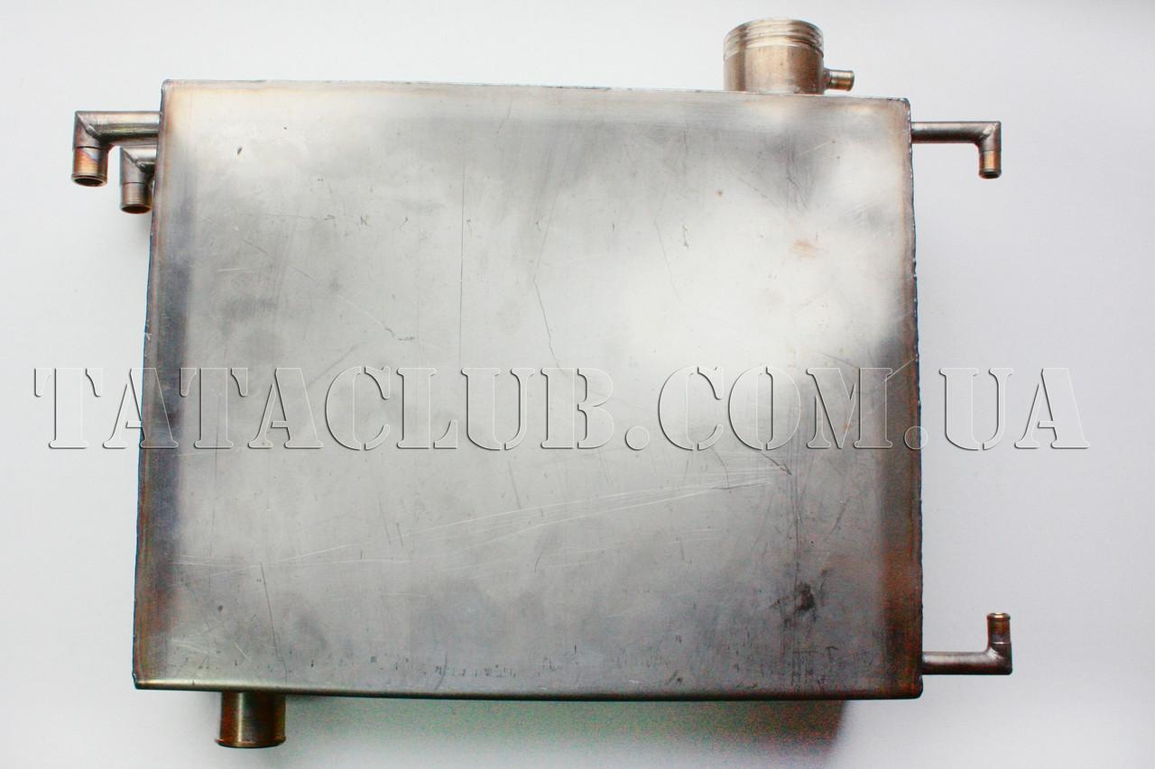 Бачок расширительный системы охлаждения металлический (Эталон) (613 EII, 613 EIII) Украина