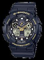 Часы мужские CASIO GA-100GBX-1A9ER G-Shock