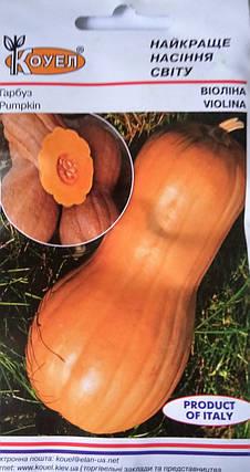 Семена тыквы Виолина 2г Коуел, фото 2
