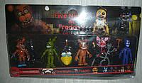 Аниматроники Пять ночей с Фредди Five nights at Freddys 6 фигурок набор 2