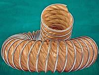 Высоко температурный шланг типа Клин К1-В 50 мм (устойчив к парам всех кислот)