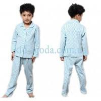 Пижама в горошек (кофта, штаны)