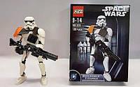 Конструктор KSZ 320 Звездные Войны Star Wars Командир штурмовиков 100 деталей, фото 1